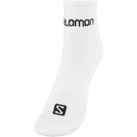 Salomon Evasion Socks 2 Pack white/black